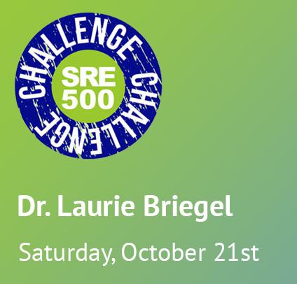SRE Dr. Laurie Briegel