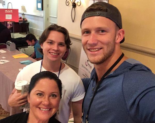 Dr Joshua Korten Respecting LIFE U at the Orlando Maximized Living Conference